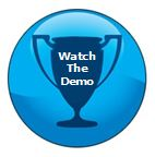 Blue Seal With Words Watch Demo